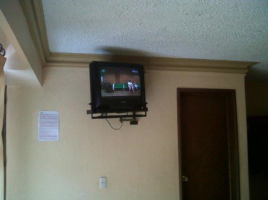 Palace de la Victoria: tv