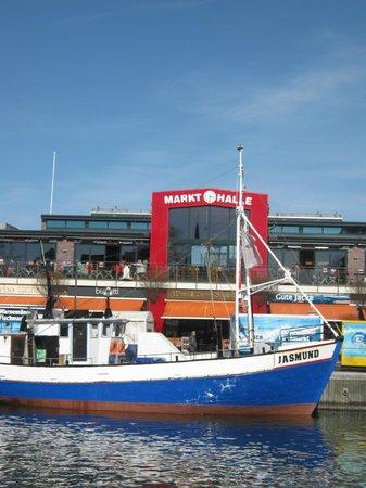 Wenzel Prager Bierstuben: am Fischmarkt auf der Mittelmole