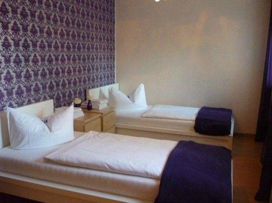 Hotel & Hostel Hallbergerhof: Boardinghouse / Hostel Zweibettzimmer