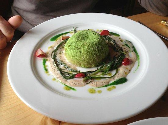 La Pinte des Mossettes: Excellente cuisine végétarienne