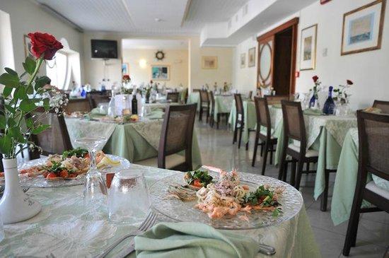 Hotel Jollino: Sala ristorante