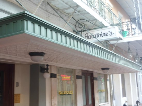Galatoire S Restaurant At The French Quarter New Orleans