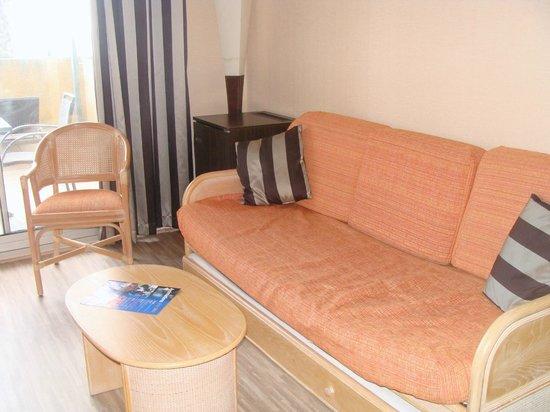 Mar i Cel Hotel: Chambre supérieure