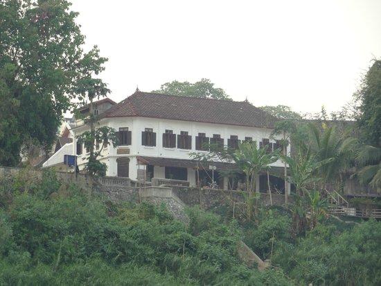 Saynamkhan Hotel: Vue de la rivière