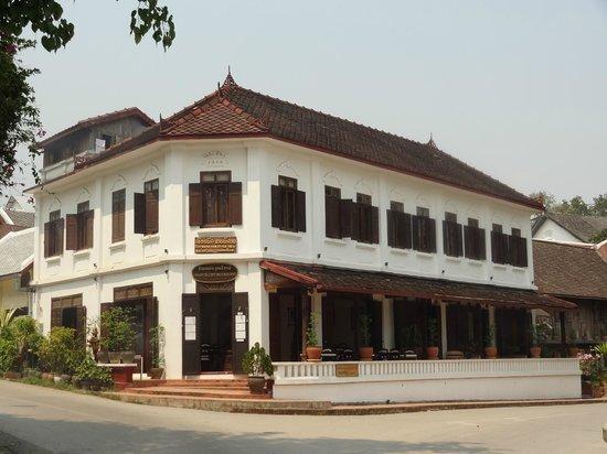 Saynamkhan Hotel: Vue de l'hôtel