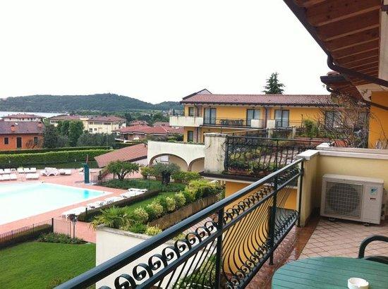 Vista lago - Foto di Le Terrazze sul Lago Residence & Hotel ...