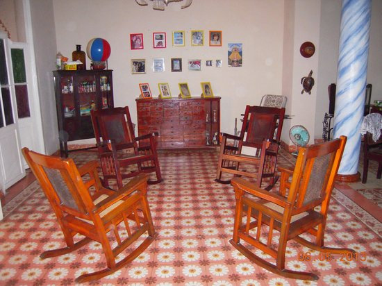 Hostal Antonio y Mary: Inside the Casa
