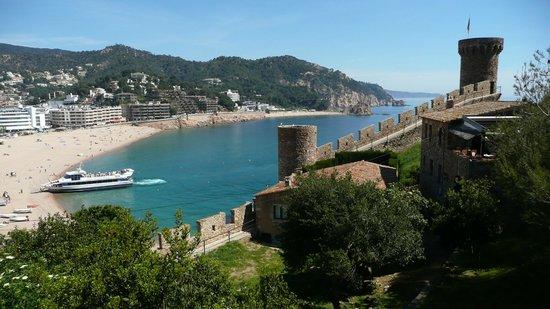 Hostal Horta Rosell: tossa de mar