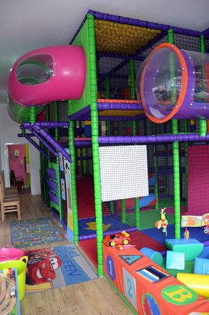 The Good Play Cafe: Part of the playframe