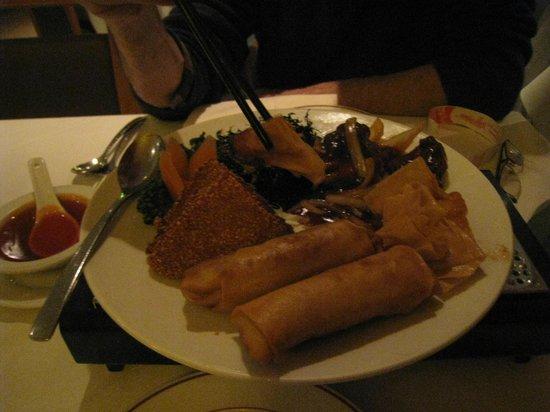 Ocean Cantonese Restaurant: entrée