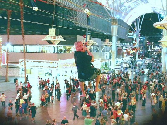Fremont Street New Years Eve