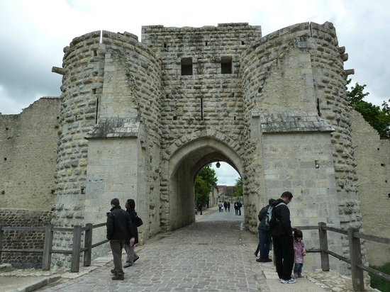 ‪‪The Saint-Jean's Gate and The Ramparts‬: porte St Jean‬