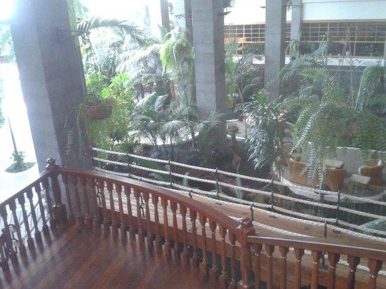 Princesa Yaiza Suite Hotel Resort: vista de terraza de habitación