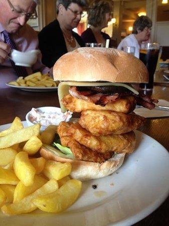 Corner House: super burgers