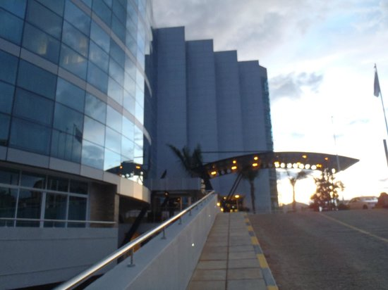 The Boma Nairobi: Entrance