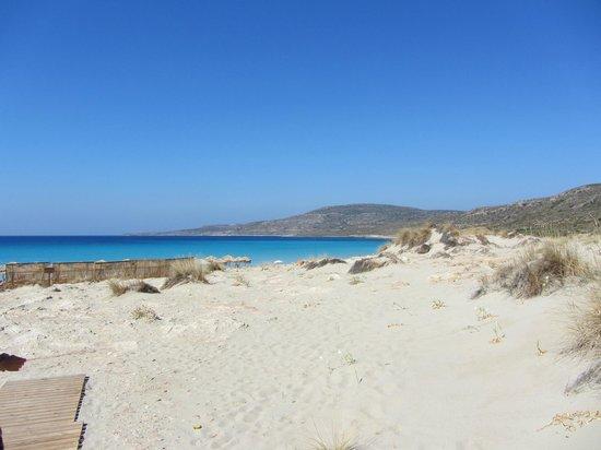 Sogno Greco: sabbia bianca,mare azzurro,cielo blu'....