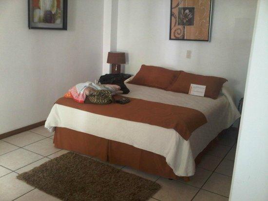 Balandra Hotel: Hermosa habitacion y camas super comodas