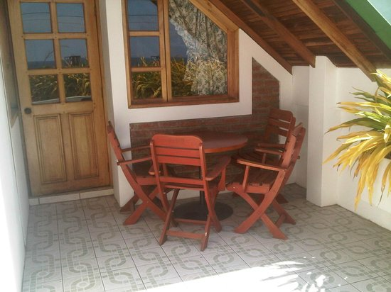 Balandra Hotel: El balcon No. 2