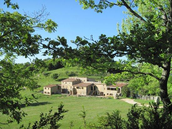 La Ferme du Castelas : la ferme du castellas