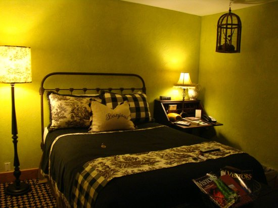 Petit Soleil, Bed and Breakfast : lindo