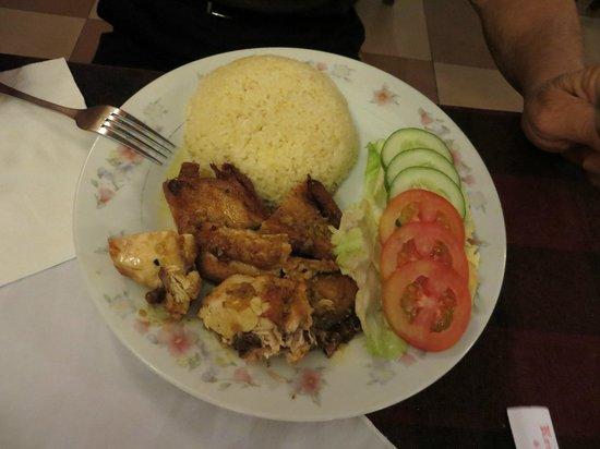 restaurant de famille, Long Hoa : Com Dia Ga-Ro Ti