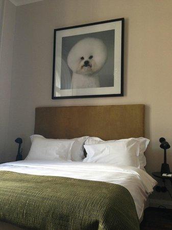 Lydmar Hotel: Номер