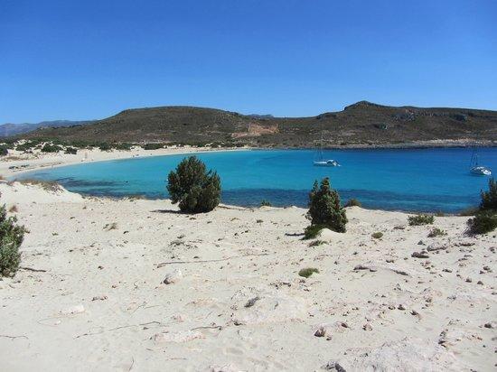 Sogno Greco: vista dalla duna....