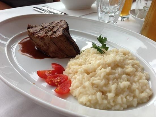 Il Boccone: sehr gutes Fleisch!