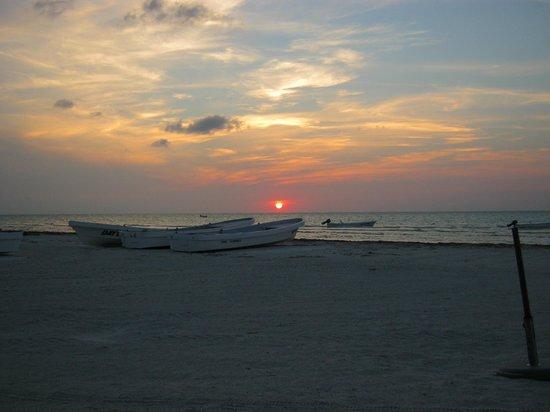 Raices Beach Club and Marina: Best Place to Enjoy the Sunset