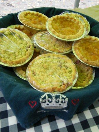The Leek and Thistle Pie Company: Pies and quiches
