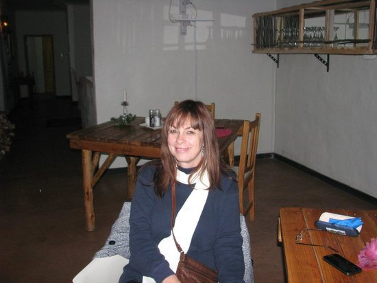 Barrydale Watercourt Lodge: Dining
