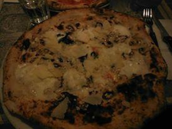Santa Maria: pizza