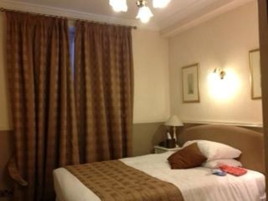 Caledonia Guest House: Double for Single Occupancy