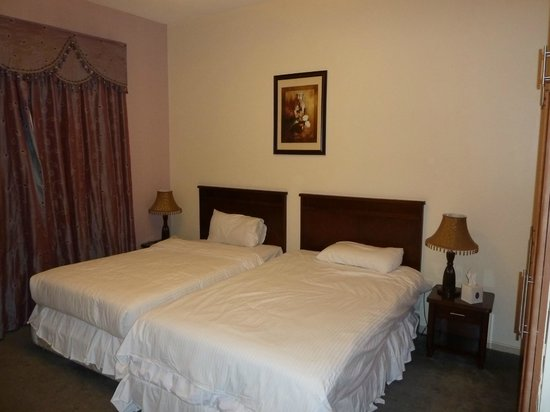Baity Hotel Apartments : Twin Bedroom