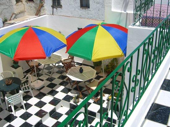 Casa Riad Medina: Terrazas