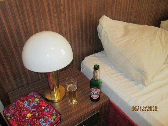 Derag Livinghotel am Deutschen Museum : My free beer and bed