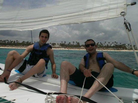 Iberostar Punta Cana: mar