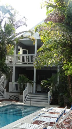 Ambrosia Key West Tropical Lodging: Bungalow