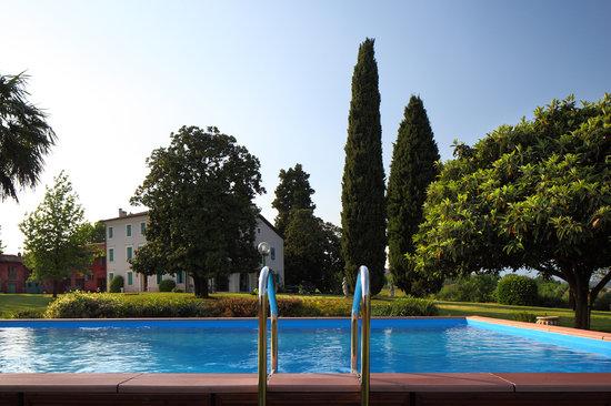 Ca milone b b san pietro di feletto province of treviso prezzi 2017 e recensioni - Piscina con acqua salata ...