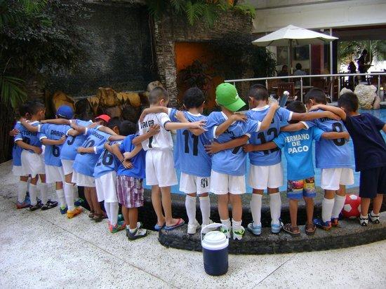 هوتل ريو ماليكون: EQUIPO DE FUTBOL REAL ESTANCIA CATEGORIA 2006-2007 (NUEVO LEON)