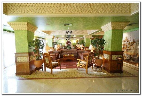 The Grand Resort Hurghada: Зона Wi-Fi