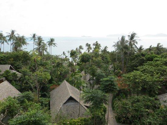 Kamalaya Koh Samui: one of the views of property