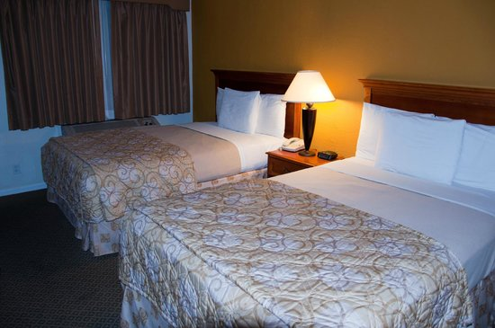 Americas Best Value Inn Golden Gate: camas