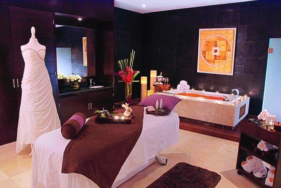 Azul Beach Resort The Fives Playa Del Carmen: Bridal Spa Suite in Vassa Spa