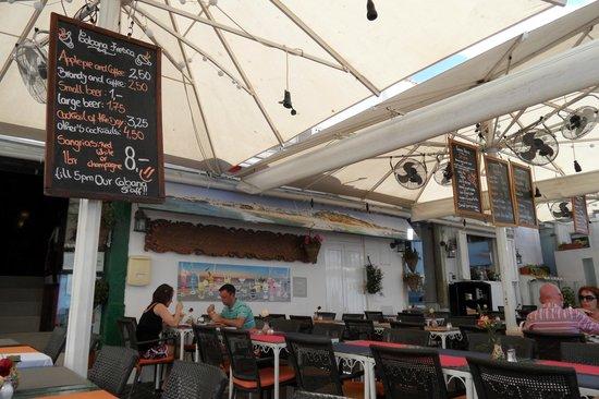 Cabana Fresca Restaurant : Breakfast @ Cabana Fresca