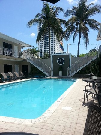 The Grand Resort and Spa: Front Pool