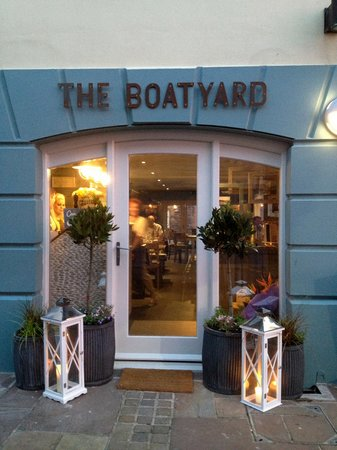 ‪The Boatyard Restaurant‬