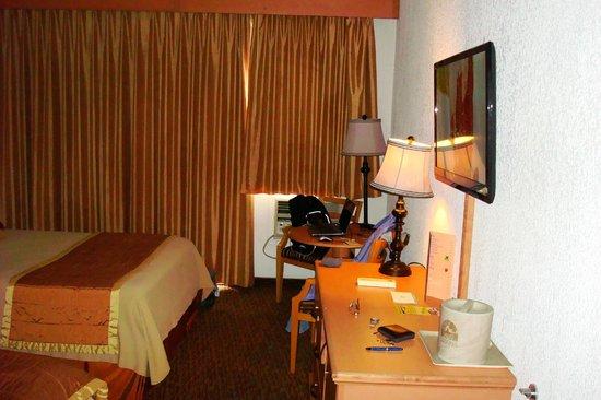Corona Hotel & Spa : Quarto
