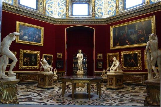 Uffizi la tribuna photo de galerie des offices florence tripadvisor - Galerie des offices a florence ...