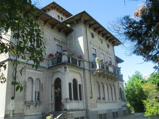 Villa Pichetta B&B : villa pichetta